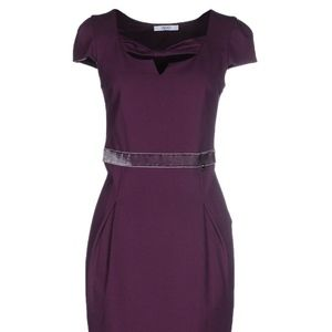 LIU JO Women's Sheath Dress Size 44 / L